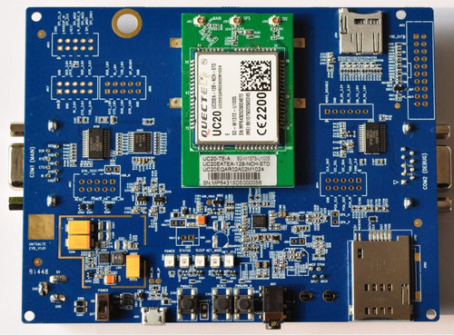 Quectel UC20EC Evaluation Board (EVB) Kit