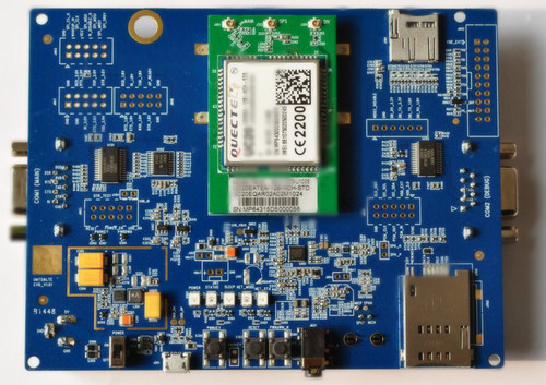 Quectel EC20-CE LTE Evaluation Board (EVB) Kit