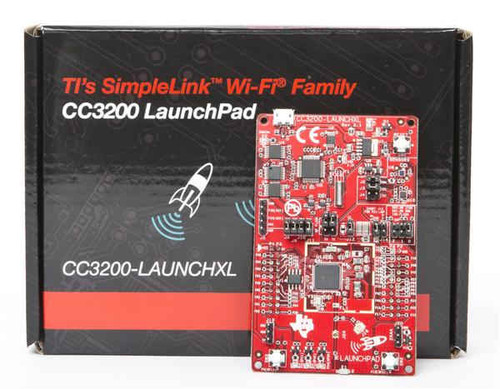 CC3200-LAUNCHXL - Texas Instruments Wireless SimpleLink Wi-Fi LaunchPad