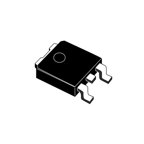 LM317MDT-TR - 1.2-37V Adjustable Voltage Regulator Medium Current DPAK