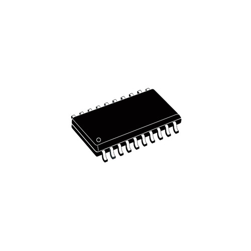 74HC244D,653 - 6V 3-state Octal Buffer/line Driver 20-Pin SOIC