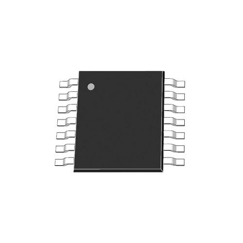 3.6V Low Voltage Hex Inverter 5V Tolerant Schmitt Trigger Inputs 14-Pin TSSOP