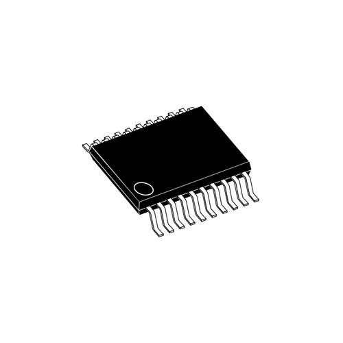 74LCX245MTCX - Low Voltage Bidirectional Transceiver 5V Tolerant I/Os 20-Pin TSSOP