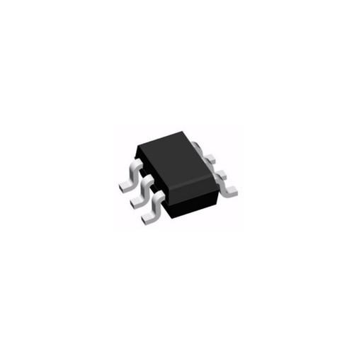 NC7WZ07P6X - 5V TinyLogic UHS Dual Buffer Open-Drain Output 6-Pin SC-70