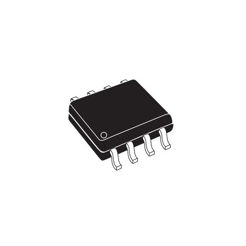 TL072CDT - 18V Low-noise JFET Dual Operational Amplifier 8-Pin SOIC