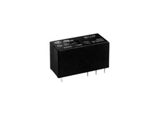 Hongfa, HF115F/024-2ZS4A, 8A DPDT 24VDC PCB, Mount Sealed, Miniature, High Power Relay