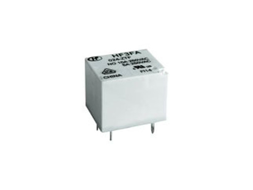 Hongfa HF3FA Series 5A SPDT 12V Sealed Subminiature High Power Relay