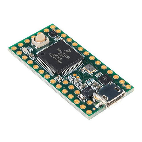 DEV-13736 - Teensy 3.2 32 bit ARM Cortex-M4 Development Board