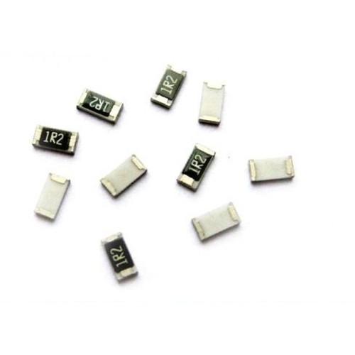 100E 1% 1206 SMD Resistor - Royal Ohm 1206S4F1000T5E