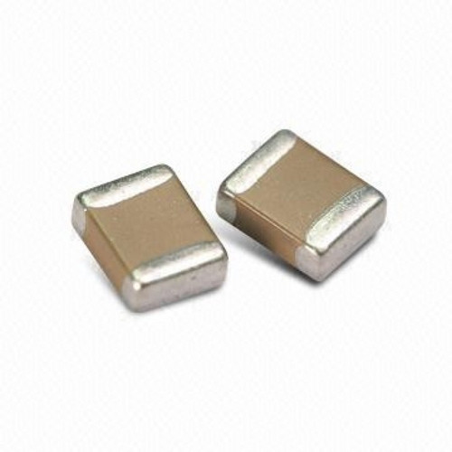 10 pF 50V 1206 SMD Multi-Layer Ceramic Capacitor - 1206N100J500CT Walsin