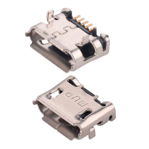 MUP-U513 - 5 Pin Micro USB Female Connector