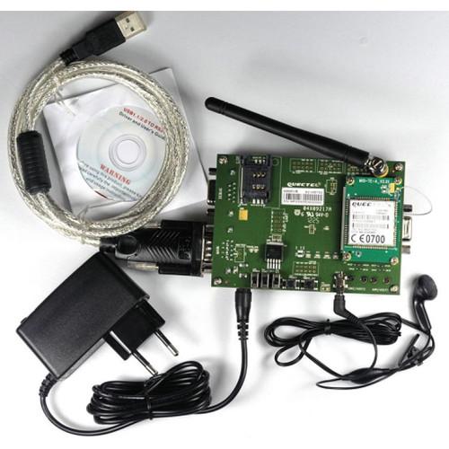 Quectel M66-DS (Dual Sim) Evaluation Board (EVB) Kit, OpenCPU