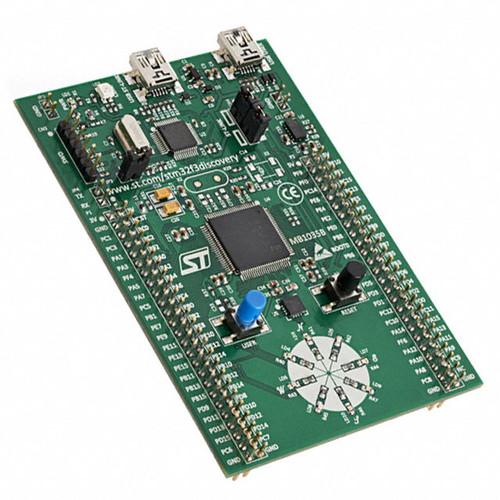 STM32F3DISCOVERY - STM32F303VC ARM Cortex-M4 Discovery Kit