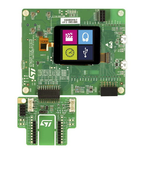 STM32F723E-DISCO - Discovery Kit