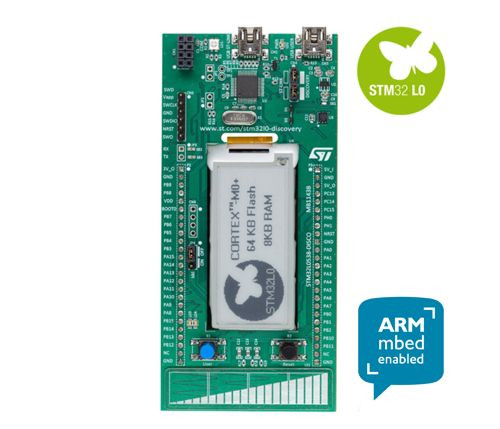 STM32L0538-DISCO - Discovery Kit