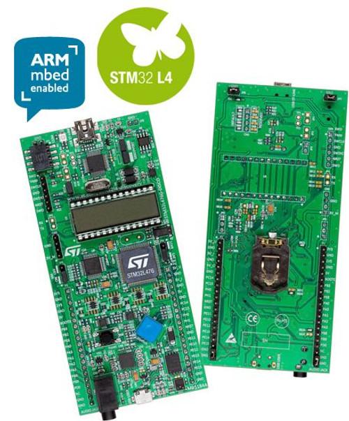 STM32L476G-DISCO - Discovery Kit