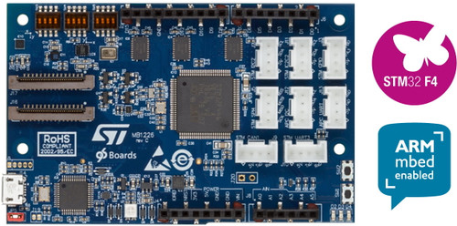 B-F446E-96B01A - Sensor board with STM32F446VET6 MCU