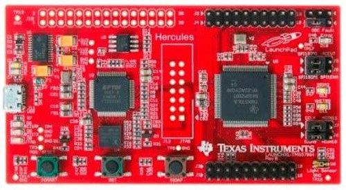 EK-TM4C123GXL - ARM TIVA Launchpad Evaluation Board | Evelta
