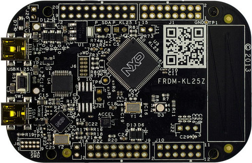 FRDM-KL25Z - NXP Freedom Development Platform for Kinetis KE02 MCUs