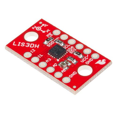 SEN-13963 SparkFun Triple Axis Accelerometer Breakout LIS3DHTR Based
