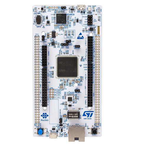 NUCLEO-L496ZG - STM32 Nucleo-144 STM32L496ZG Development Board