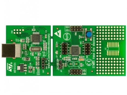 STM8SVLDISCOVERY - STM8S003K3 8Kb Flash MCU Discovery Kit