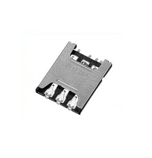 Nano SIM Card Connector MUP-C782 6P