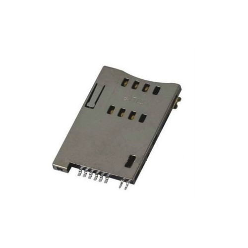 Standard Size Sim Holder MUP-C720 (Push-Push Lock Type)