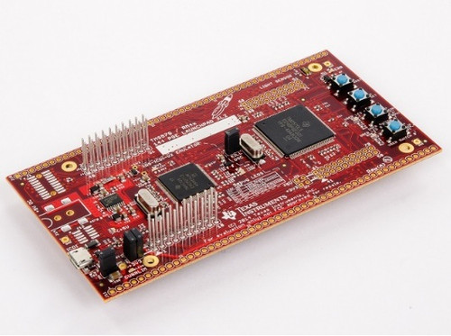 LAUNCHXL2-TMS57012, On-Board XDS110 Debug & SCI-PC Serial