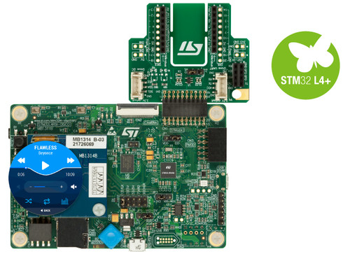 STM32L4R9I-DISCO Discovery Kit
