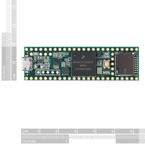 DEV-14055 - Teensy 3.5 ARM Cortex-M4 Development Board