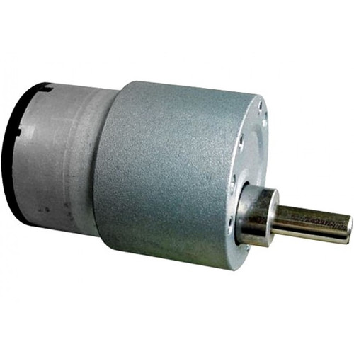 30 rpm 12V Side Shaft Geared DC Motor