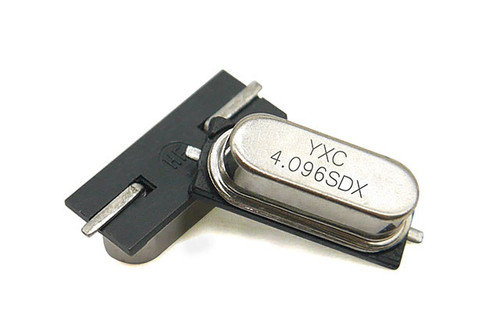 HC-49SMD 4.096MHZ 20PF 20PPM 2Pad SMD/SMT Quartz Crystal