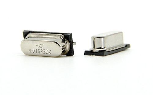 HC-49SMD 4.9152MHZ 20PF 20PPM 2Pad SMD/SMT Quartz Crystal