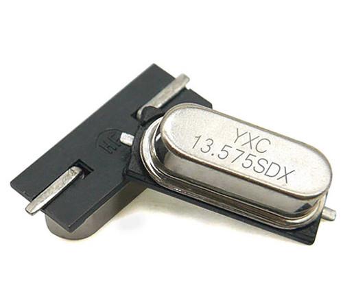 HC-49SMD 13.575MHZ 20PF 10PPM 2Pad SMD/SMT Quartz Crystal