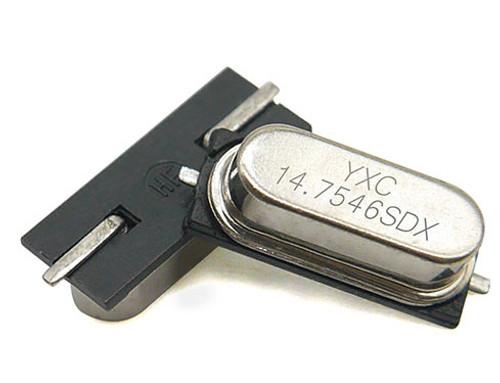 HC-49SMD 14.7456MHZ 20PF 20PPM 2Pad SMD/SMT Quartz Crystal