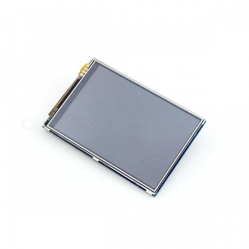 4 inch Touch Screen TFT LCD  Designed for Raspberry Pi, 320×480 resolution - Waveshare