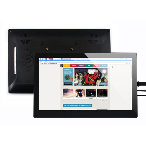 13.3 inch Capacitive Touch Screen LCD Supports Multi mini-PCs, 1920x1080 resolution - Waveshare