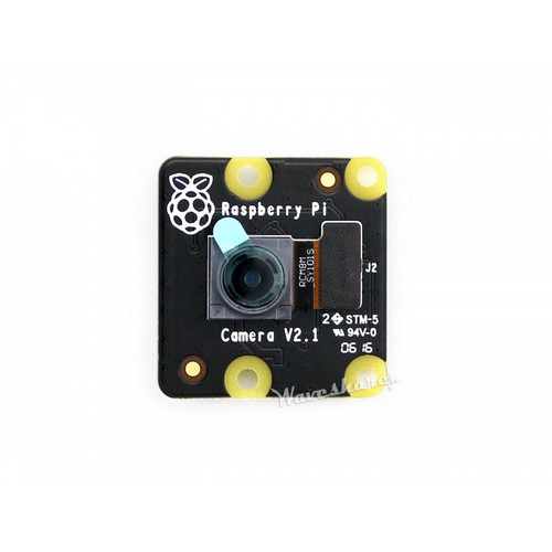 Raspberry Pi Infrared Camera Module V2, Supports Night Vision- Waveshare