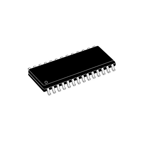 MCP23017-E/SO - 5.5V 16-Bit I2C I/O Expander Serial Interface 28-Pin SOIC