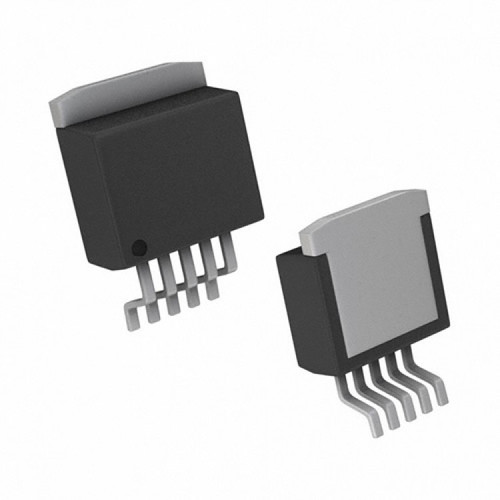 LM2576R-ADJ - 1.2-37V 3A Adjustable Output Step-Down Voltage Regulator 5-Pin TO-263