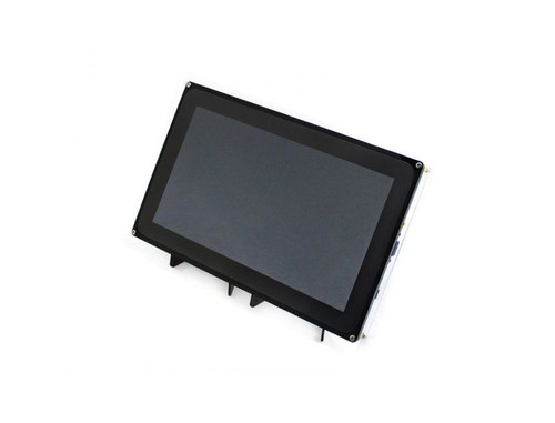 10.1 inch Capacitive Touch Screen LCD with Case, Supports Multi mini-PCs - Waveshare