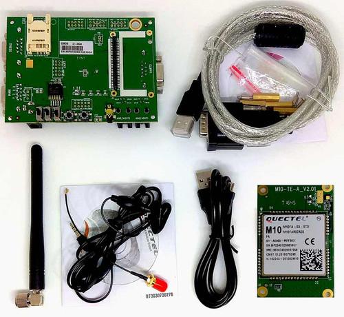 Quectel M10 GSM/GPRS Evaluation Board (EVB) Kit