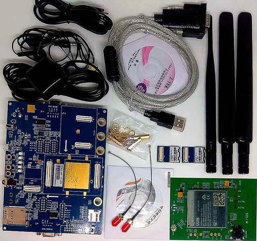 Quectel UG96 UMTS/HSPA+ LTE Evaluation Board (EVB) Kit