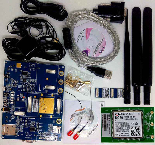 UC20-G UMTS GSM GNSS Evaluation Board Kit - Quectel