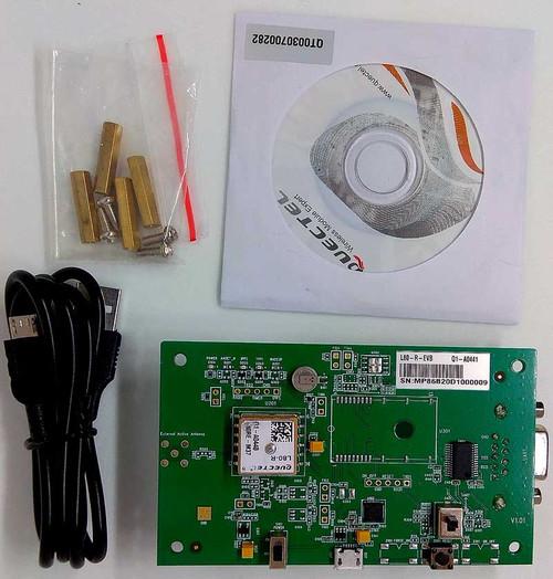 Quectel L80-R GPS Evaluation Board (EVB) Kit