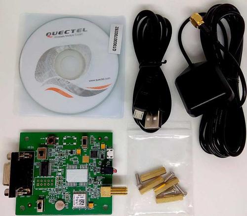 Quectel L70-RL GPS Evaluation Board (EVB) Kit