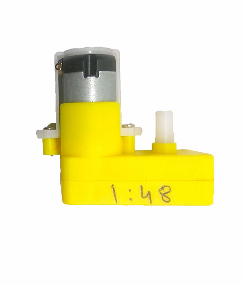 BO Motor L-Shaped 1-Shaft 300RPM