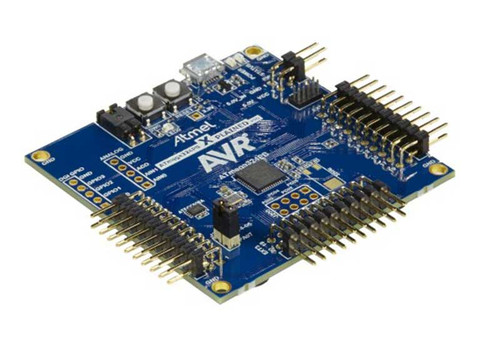 ATMEGA324PB-XPRO- ATmega324PB Xplained Pro Evaluation Kit for ATmega324PB MCU
