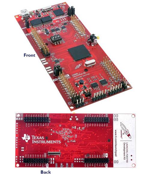 LAUNCHXL-F28379D -  C2000 Delfino MCUs F28379D LaunchPad Development Kit